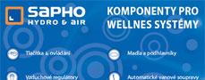 Komponenty pro wellness systémy