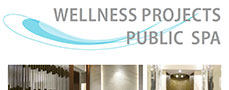 Wellness projects, public SPA